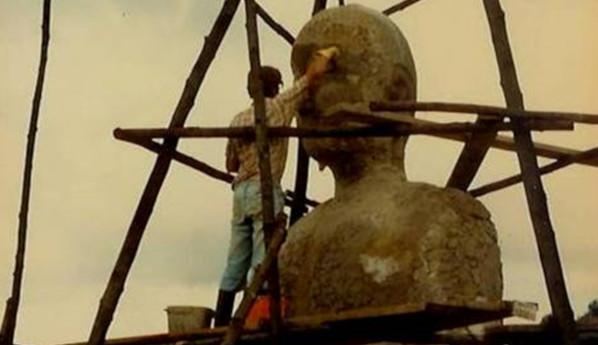 construction buddharupa