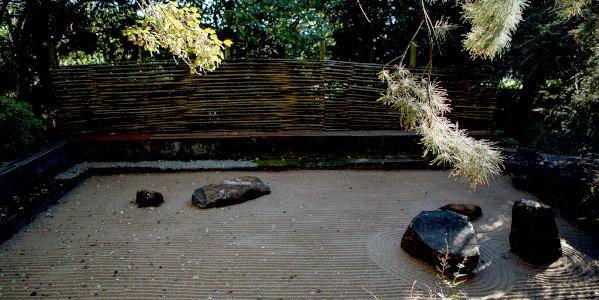 zen garden l de venter