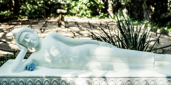 reclining buddha sean laurenz 3632
