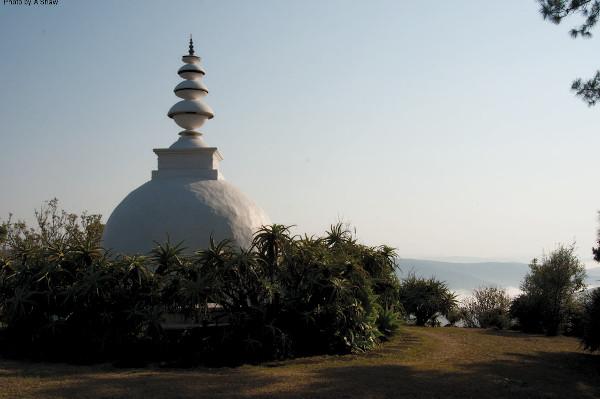 stupa a shaw