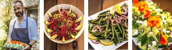 s laurenz ray salads